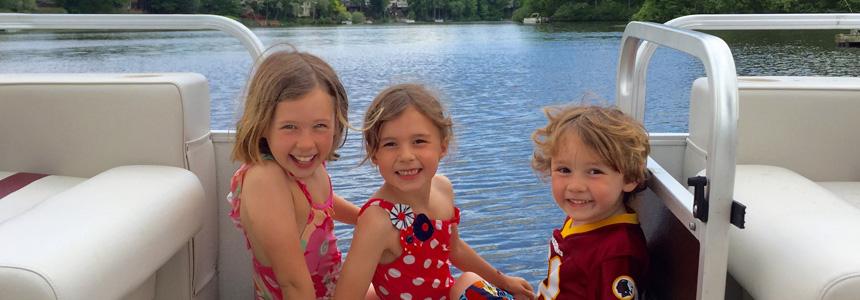Gracie, Isabel & Michael